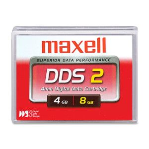 Maxell 4MM HS-4/120S Data Cartridge
