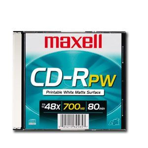 Maxell CD-R 48x 700MB