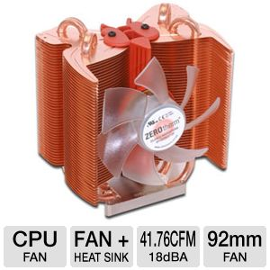 ZEROtherm Butterfly BTF90  CPU Cooler