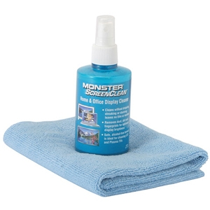 Monster TV CLNKIT Big Screen Cleaning Kit