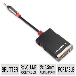 Monster iSplitter 1000 Splitter Cable
