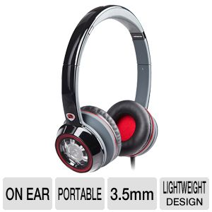 Monster NCredible NTune On-hear Headphones