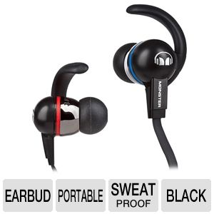Monster iSport Immersion Earbud Headphones