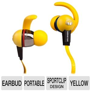 Monster  iSport LIVESTRONG In Ear Headphones