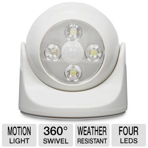 Maxsa 40241 Battery-Powered Anywhere Light