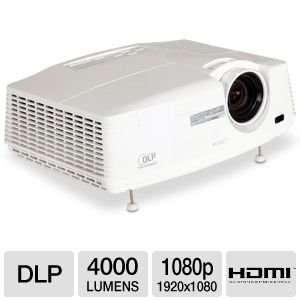 Mitsubishi 1080p Short-Throw DLP Projector