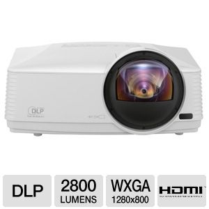 Mitsubishi WD380U-EST Short-Throw DLP Projector