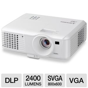 Mitsubishi ES200U SVGA Mobile DLP Projector