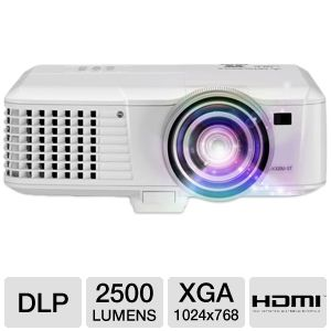 Mitsubishi EX320U-ST Short-Throw DLP Projector
