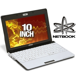 MSI Wind U120-024US Netbook