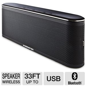 Monster ClarityHD Bluetooth Wireless Speaker