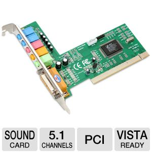 Sabrent SBT-SP6C Sound Card