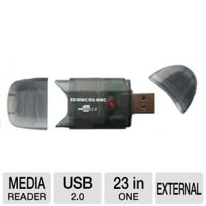 Sabrent MMC Reader/Pen Drive