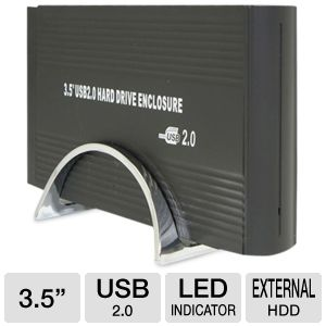 "Sabrent 3.5"" USB 2.0 to IDE Enclosure"
