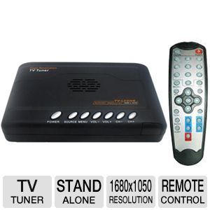 Sabrent TV-LCDHR High-Resolution TV Tuner B REFURB