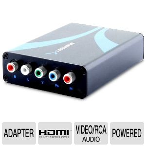 Sabrent HDMI 2 Component Video/RCA Audio Converter