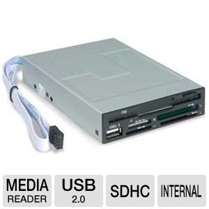 Sabrent CRW-FLP2 Floppy Drive &amp; Card Reader