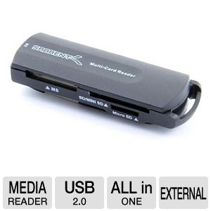 Sabrent CRW-MNAE Flash Card Reader