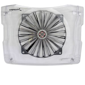 Sabrent FAN-V868 USB Notebook Cooler