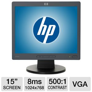 HP 15&quot; Class 1024x768 LCD Monitor 