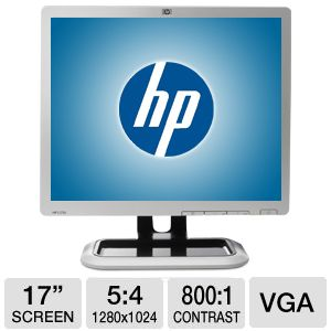 HP L1710 17&quot; Class LCD Monitor