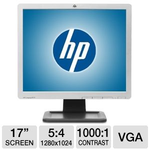 "HP 17"" Class LCD Monitor"