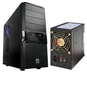 Thermaltake V3 BE and PurePower 430W PSU Bundle