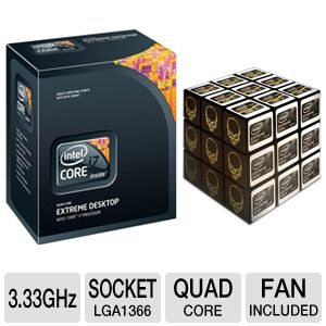 Intel Core i7-975 3.33 GHz Extreme Edition  Bundle