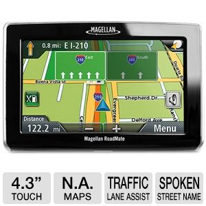 Magellan RoadMate 1440 GPS (Refurbished)