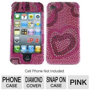 Mobo ECMIPH4LXF05 Cell Phone Diamond Case