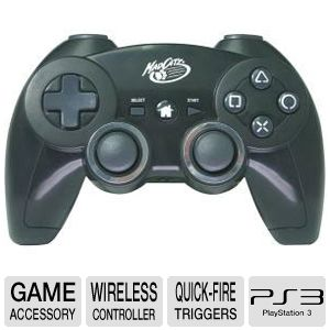 MADCATZ MAD588560 MOV588560/04/1 PS3 Wireless Game