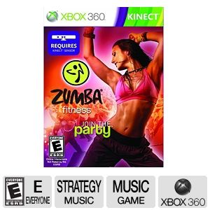 Zumba Fitness Kinect