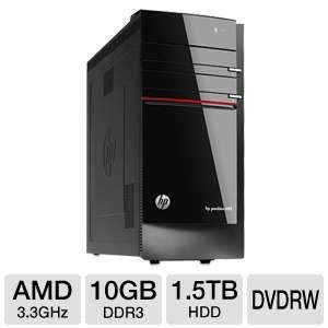 HP AMD FX-6100 1.5TB HDD Refurb Desktop PC