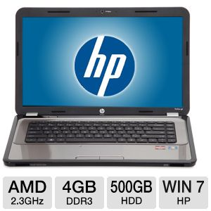 HP Pavilion g6-1c58dx Notebook PC