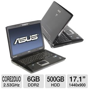 Asus G71GX-RX05 Refurbished Notebook PC 
