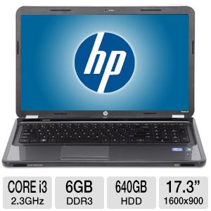 "HP Pavilion 17.3"" Core i3 640GB HDD Notebook PC"