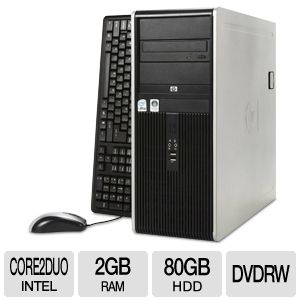 HP Compaq dc7800 Desktop PC (Off-Lease)