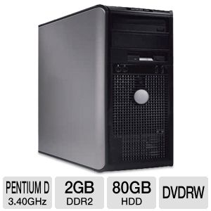 Dell OptiPlex 745 Desktop PC