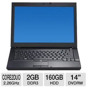 Dell Core 2 Duo Refurbished Noetbook PC