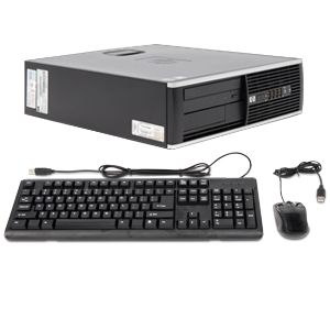 HP Compaq 6005 Pro Athlon II 160GB Desktop PC