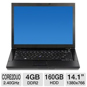 Dell Latitude E6400 Refurbished Notebook PC