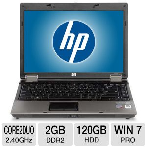 HP 6930p Refurbished Notebook PC