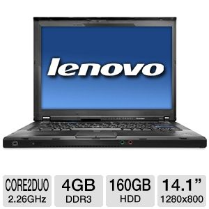 Lenovo T400 Notebook PC (Off Lease)