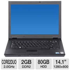 Dell Latitude Core 2 Duo Notebook PC (Off Lease)