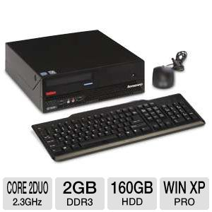 Lenovo ThinkCentre M57p Small Form Factor PC