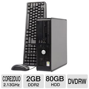 Dell Optiplex 745 Refurbished Desktop PC