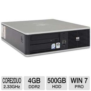 HP Compaq dc7800 Small Form Factor PC