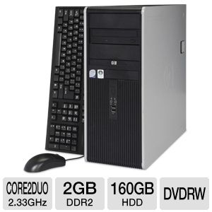 HP Compaq dc7800 Desktop PC