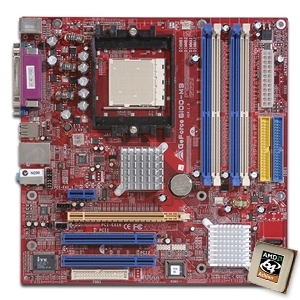 Biostar Geforce 6100-M9 & A64 3200+