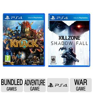 Sony Playstation 4 Bundle Pack